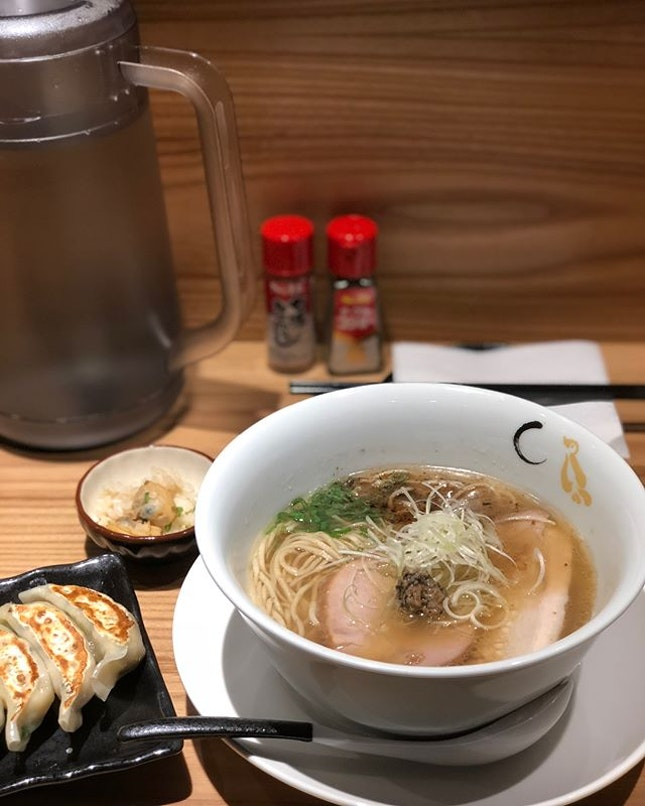 It's time for ramen!