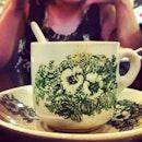 奶茶, 少糖少奶. #singapore #tea