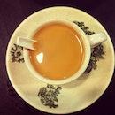 traditional. #singapore #tea