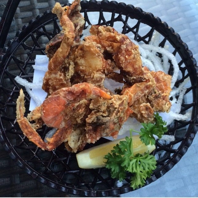 So Good It Puts All Other Soft Shell Crabs To Shame!