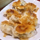 Handmade dumplings, freshly made upon every order!