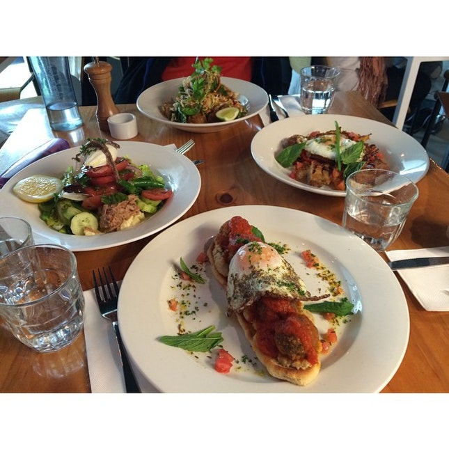 Perth Holiday Food !