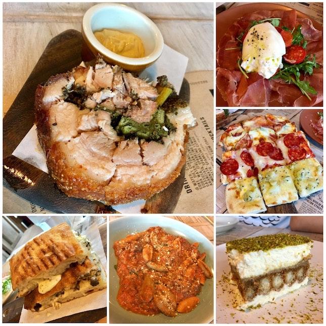 Italian grub