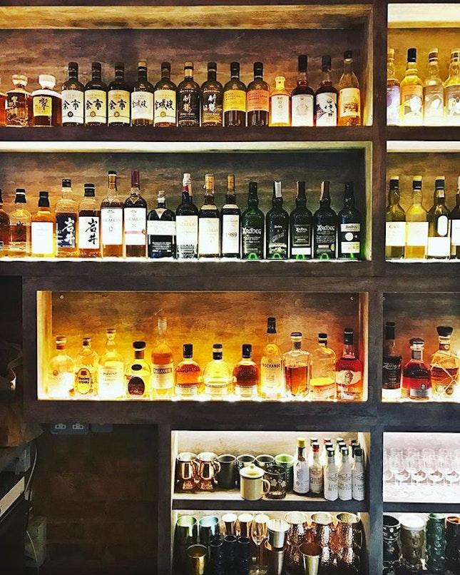 New post- whisky and sumiyaki pairing @thewallsg.