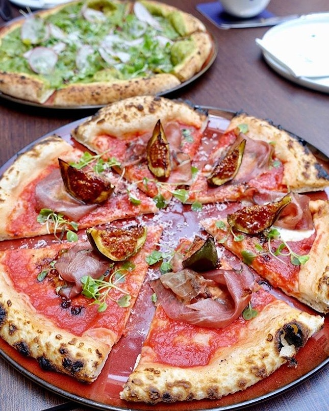 New post- Best way to kick start the weekend is with pizzas!