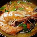 Throwback to my TOM YUM KUNG ~ S$19.90++ at NARA THAI Cuisine which is Conveniently Located at ION Orchard.