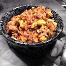 #Teppanyaki #FriedRice #Imari #JapaneseFood #resto #JWMarriott #surabaya #food #indonesia