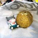 Crispy durian puffs @ Kazo, Taka Food Fiesta!