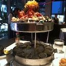 Seafood plateau!