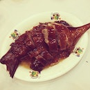 Travelled all the way to Sham Tseng just for this roasted goose.