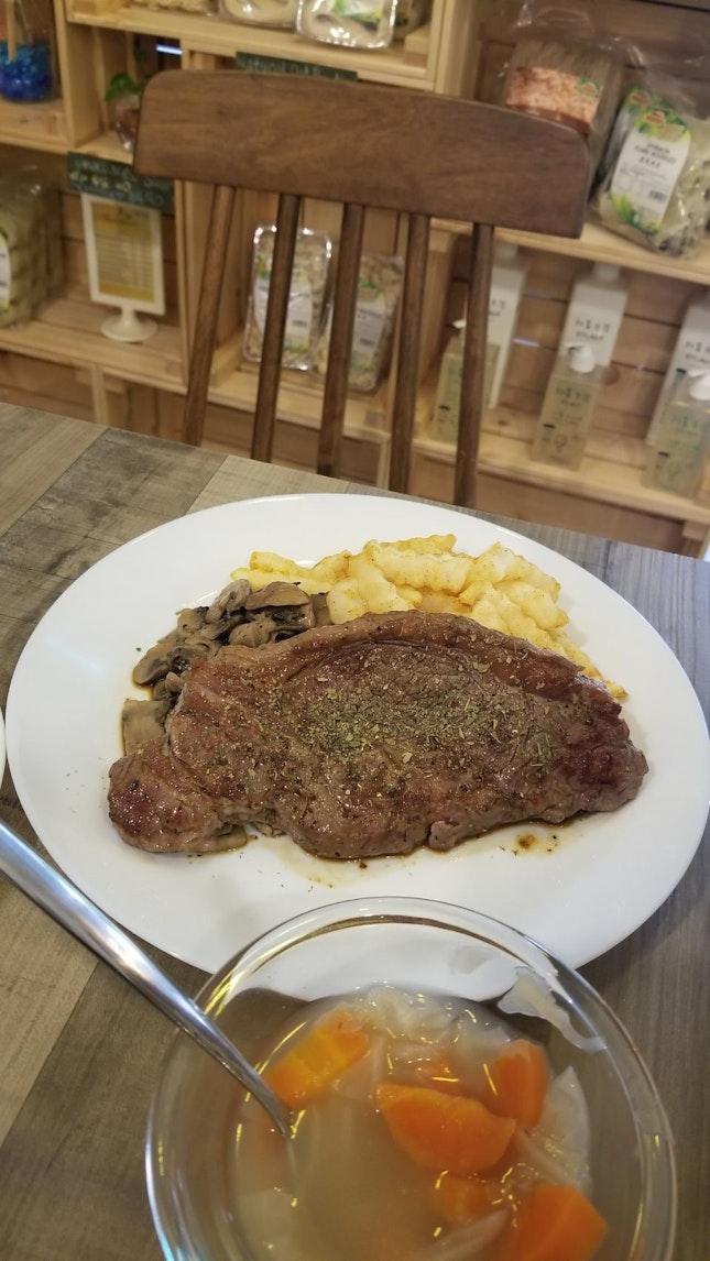 Great Steak In The Neighbourhood