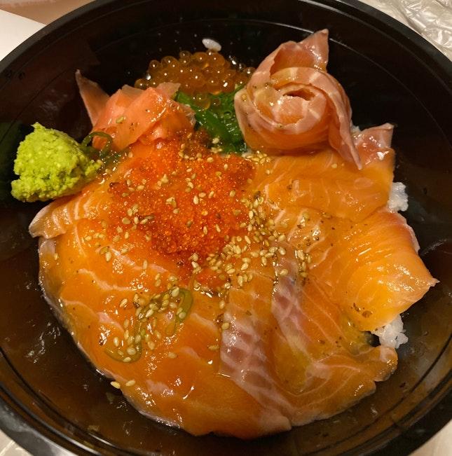 Salmon Don ($20)