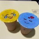 3 Layer Milk Tea & coffee