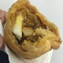 Curry puff #sgeats #followme #foodblogger #singaporefood #delicious #yummy #foodgasm #foodstamping #sgfood #foodoftheday #foodporn #burpple #foodspotting #fatdieme #foodgasm #instafood #openricesg #justeat #foodphotography #8dayseatout #instasg #umakemehungry #lifeisdeliciousinsg #foodblogs #nomnomnom