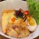 Nomu nomu grilled miso sake don #sgeats #followme #foodblogger #singaporefood #delicious #yummy #foodgasm #foodstamping #sgfood #foodoftheday #foodporn #burpple #foodspotting #fatdieme #foodgasm #instafood #openricesg #justeat #foodphotography #8dayseatout #instasg #umakemehungry #lifeisdeliciousinsg #foodblogs #nomnomnom