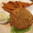 So this is the ramen burger everyone is talking abt!