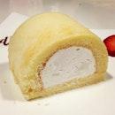 Coconut cake @ Al Majlis, Asoke