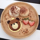Chocolate Teddy @think_cafe, The Bloc, Ratchapreuk Road, Talingchan