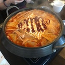 Sausage And Ham Hot Pot