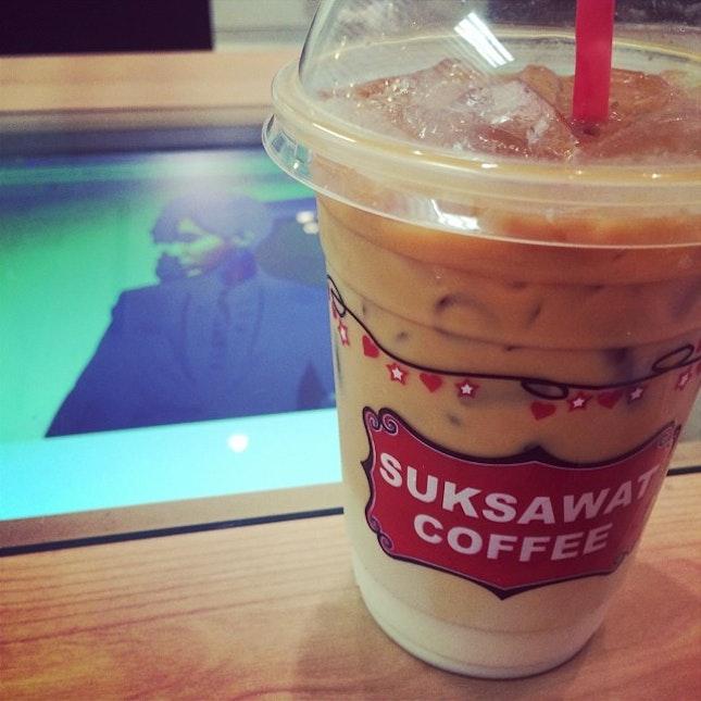 Thank you P'Tuy for #coffee ka ❤️❤️❤️