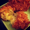 #look #cheese #melting #croquette #best #japanese #cuisine #food