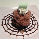 Rocher Ice Cream With Brownie