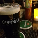 Guinness Stout off the tap anytime