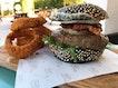 The Kiwi Burger ($28++)