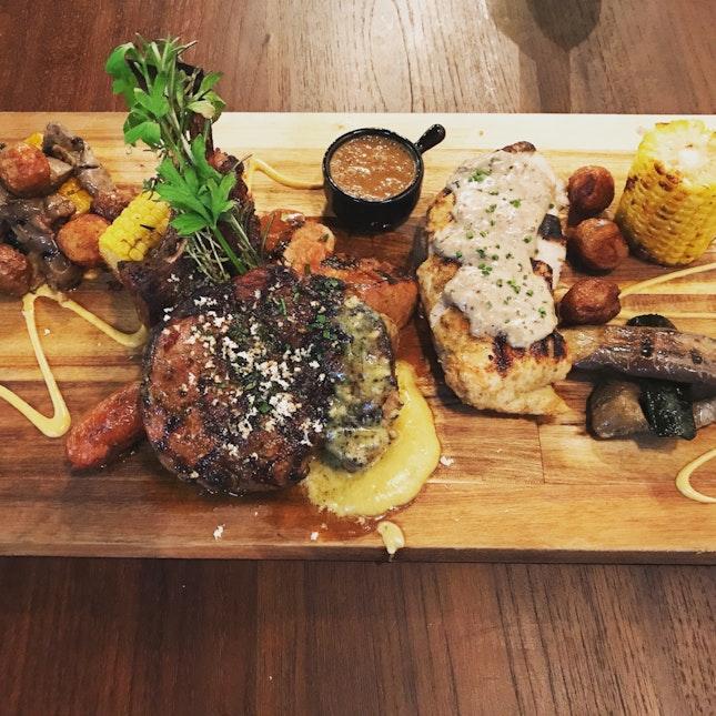 Meat Platter ($138++)