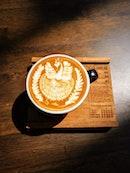 Satan Latte ($5)