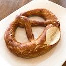 Pretzel Bread ($3)