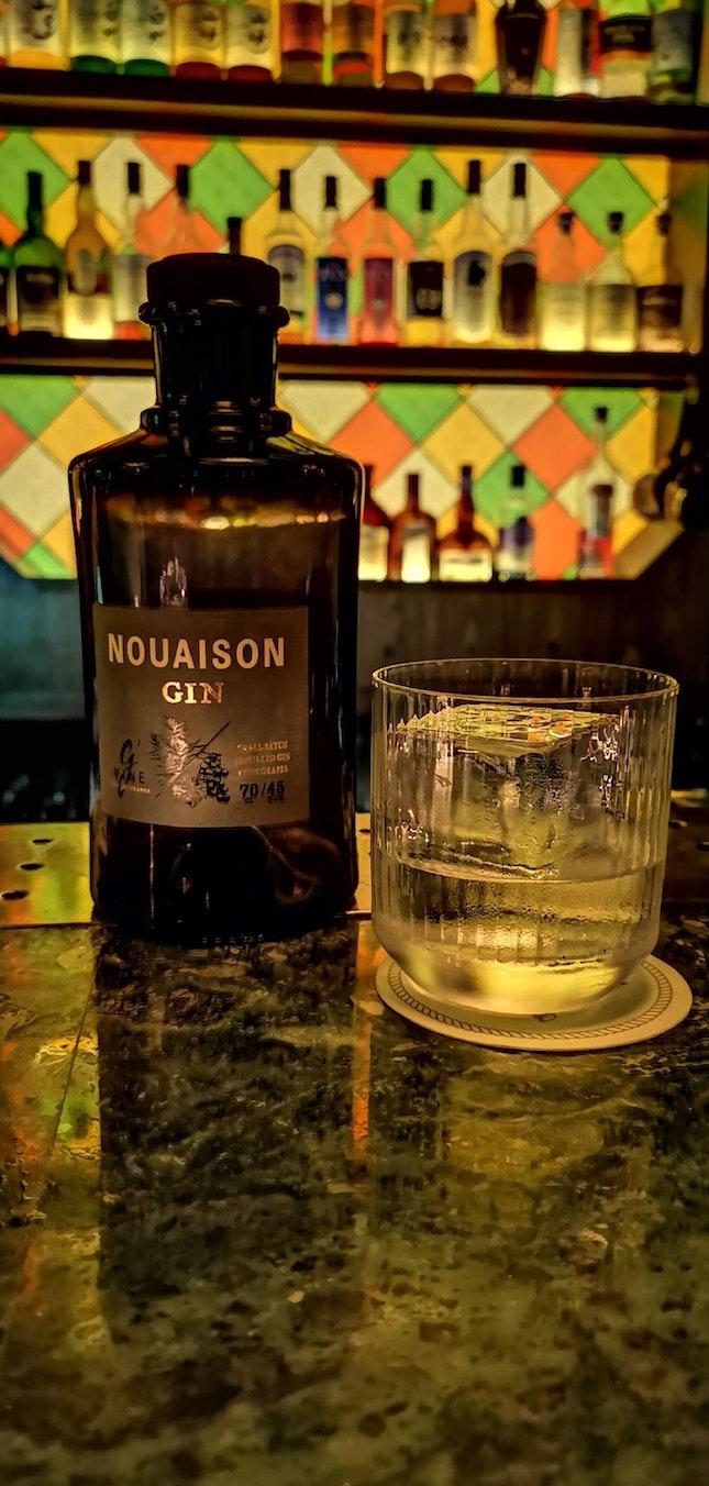 Gvine Nouaison Gin | $17++