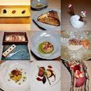 5-course Degustation Menu ($150++)