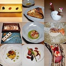 5-course Degustation Menu ($150++)
