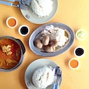 chicken rice #sgfood