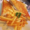 #fries #sandwich #cuppa  #sfoodlicious #burpple