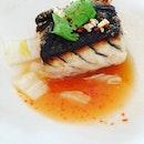 #Barramundi #grilledfish with #thai #chilli.