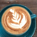Great start to the day with a good cuppa #mocha.