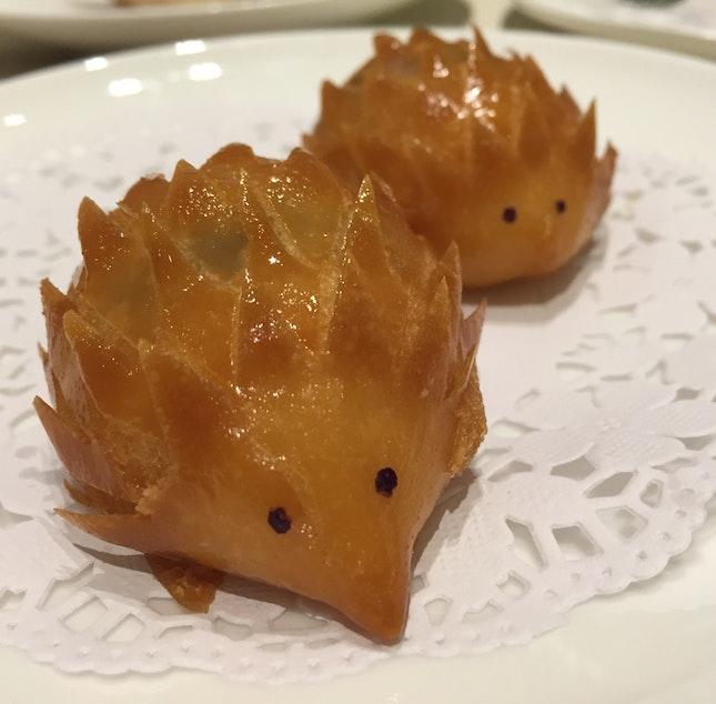 Hedgehog Mantou