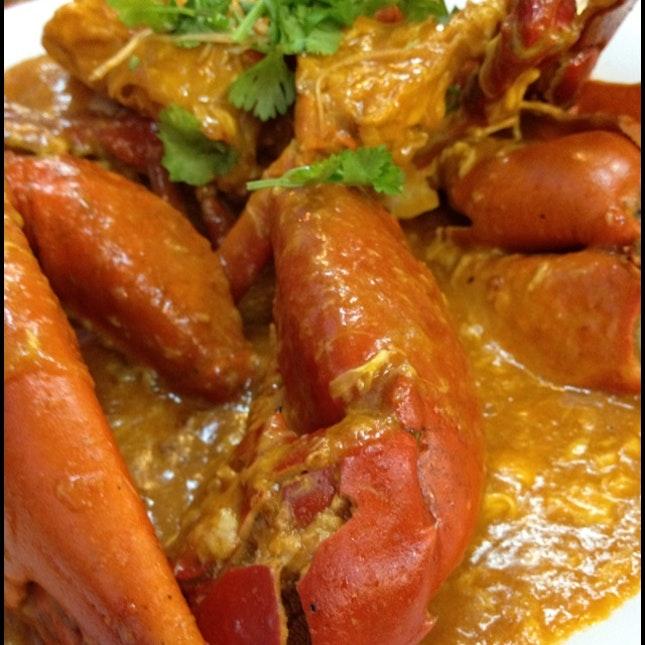 Chilli Crab