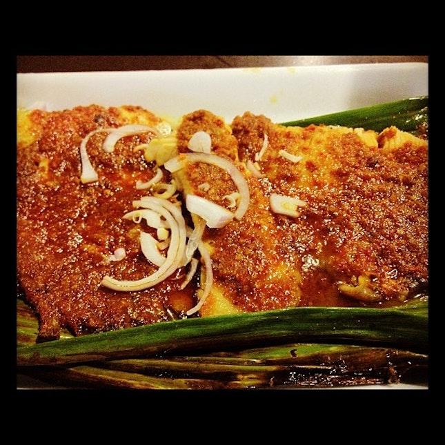 #BBQ stingray #sgfood
