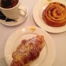Croissant & Danish