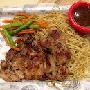 Chicken Spaghetti Set