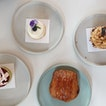 Assorted Cakes And Croissant