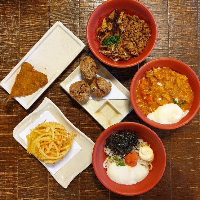 Tempura & Fried Side Dish