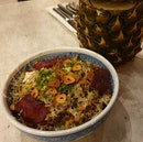 Bacon Egg And Cheese Fried Rice