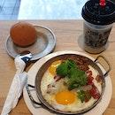Vietnamese Egg Lunch Set
