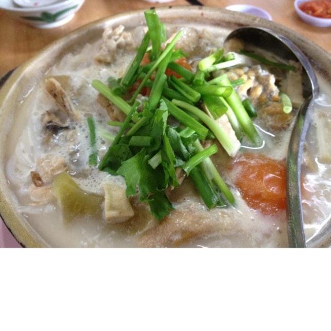 XO Fish Head Noodle