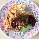 the famous changi nasi lemak