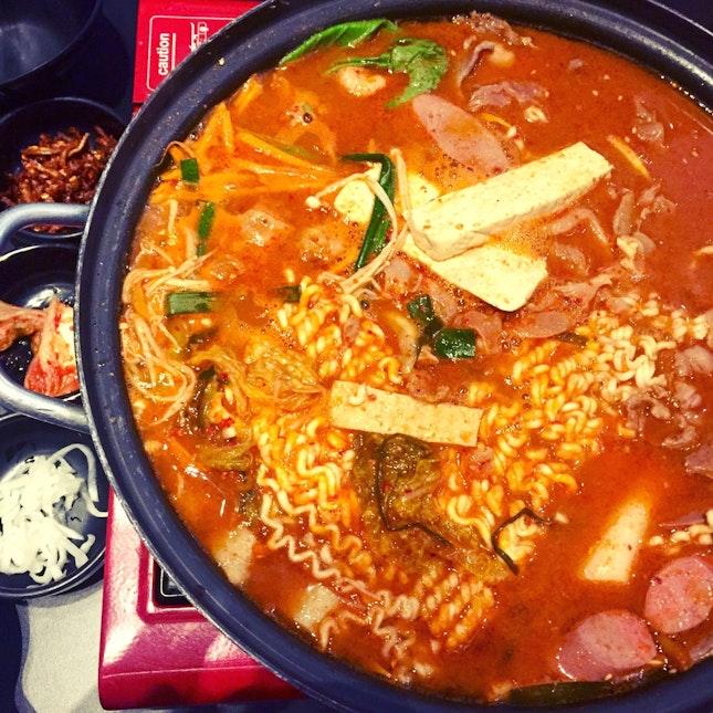 korean stew!!